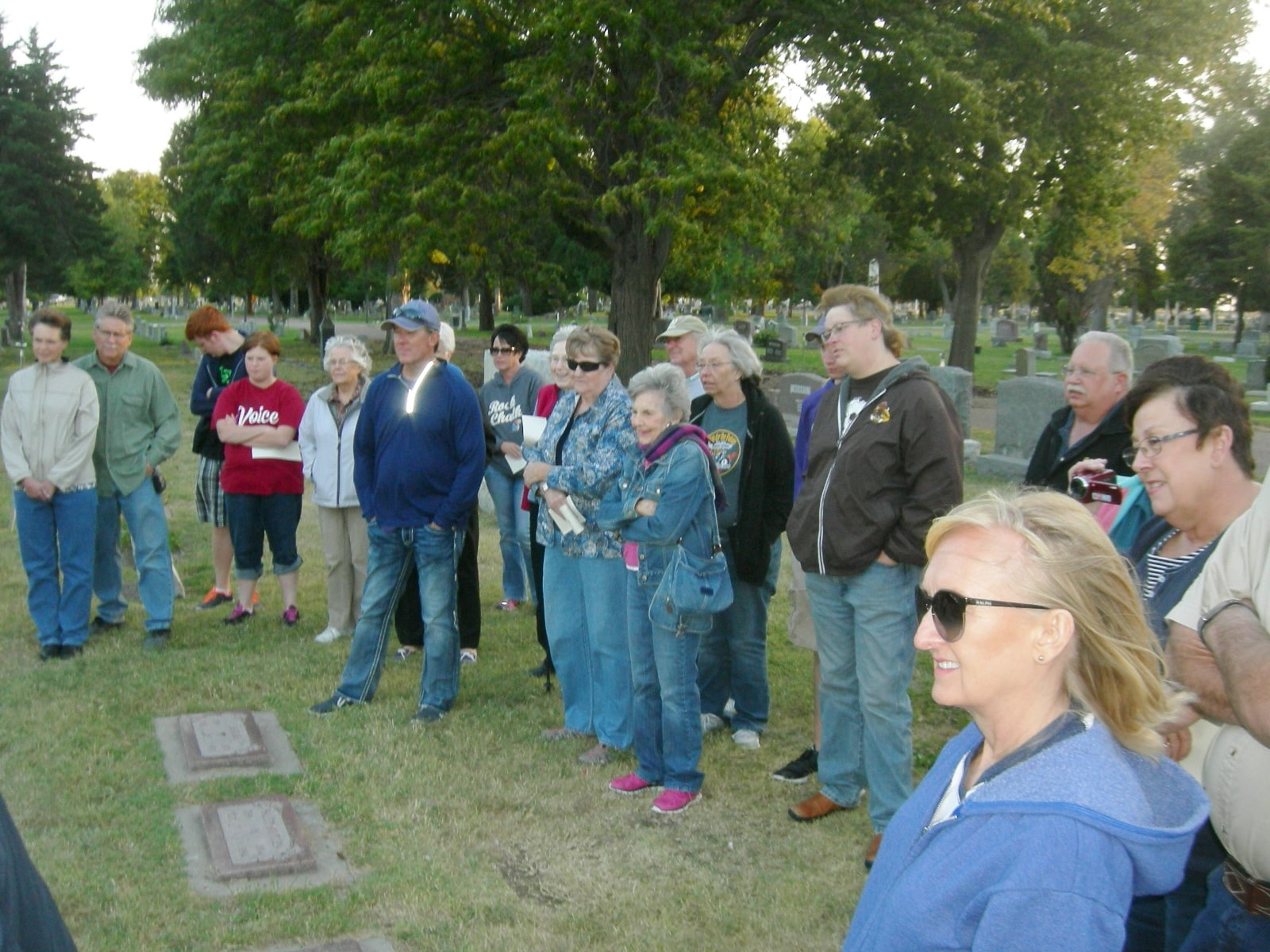 Third Annual Evening Cemetery Tours Offering a Walk Into the Past