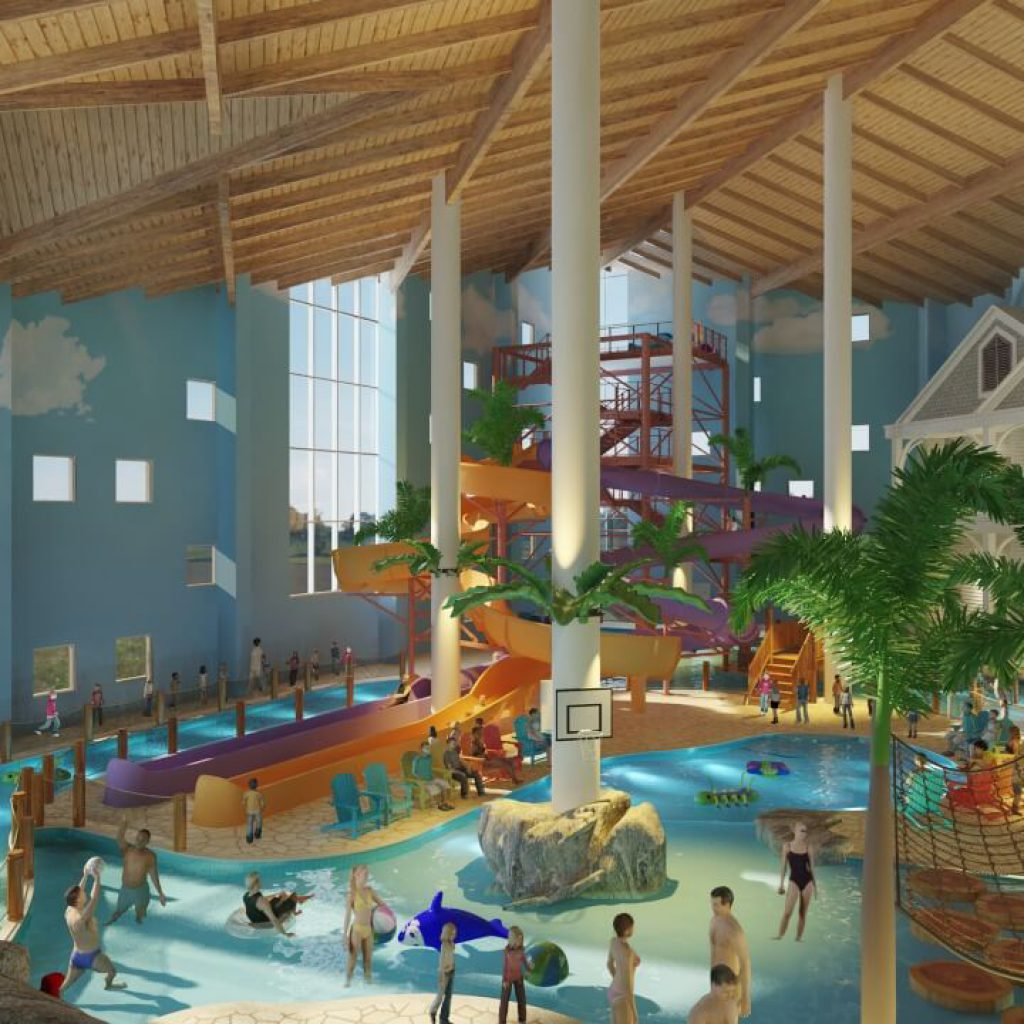 Parrot Cove Waterpark Finney County Kansas Garden City Attractions And Events