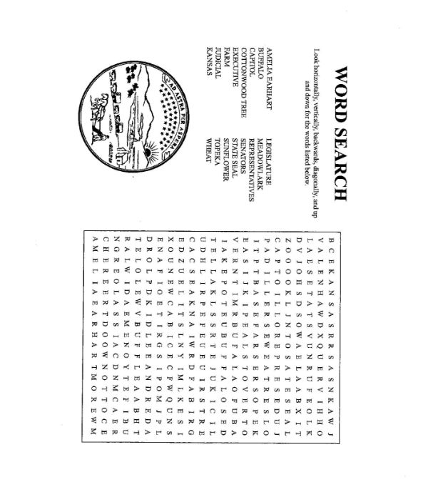 Word Search Page
