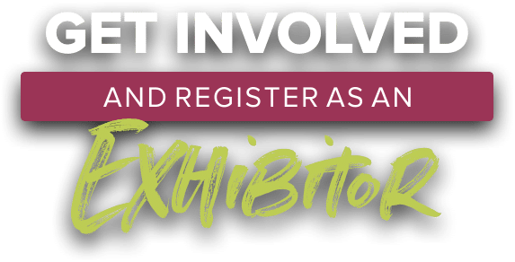 get involved as an exhibitor