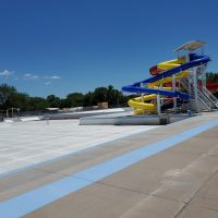 Holli Ayala - Big Pool Slides 1